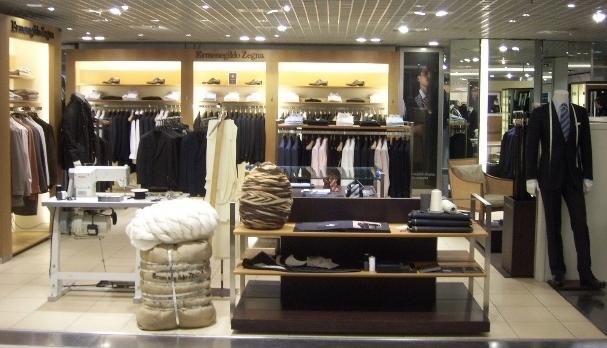 """Vêtements """"SUR MESURE"""" Ermenegildo Zegna, Automne/Hiver 2008"""