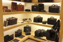 ERMENEGILDO ZEGNA leather goods