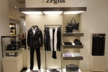 Z Zegna Spring/Summer 2012 corner display